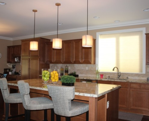 Modern kitchen remodel in Menifee, CA
