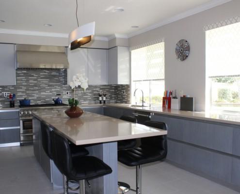 Modern kitchen remodel-Chino Hills, CA
