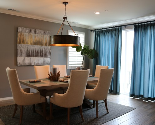 Interior Design for Modern Dining Room