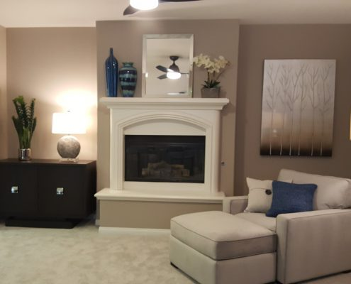 Interior Design Project - Modern Living Room